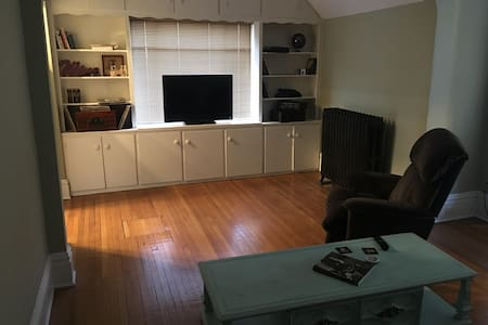 Downtown Historic Hilltop Suite - Grand Rapids - Apartemen