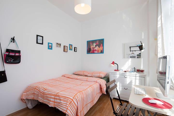Lovely Double Room in Cihangir!
