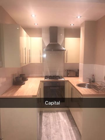 AMAZING SHORT LET IN HACKNEY CENTRAL APARTMENT
