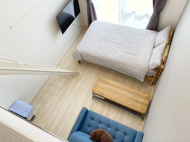 New apartment with free Wi-Fi in Urasoe city