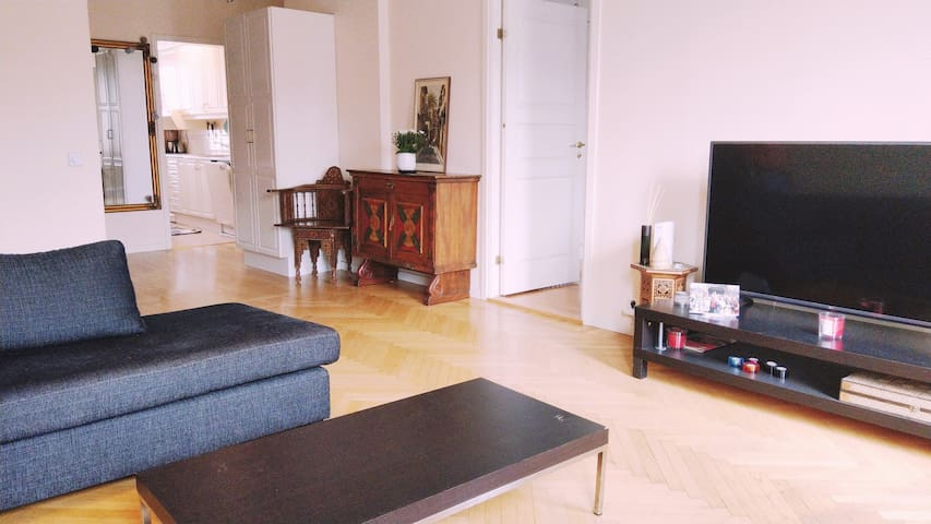 A cozy room in the heart of Karlstad