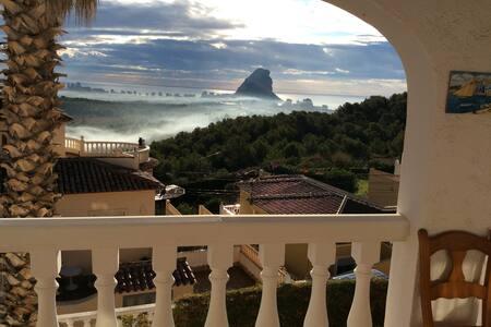 Apartment villa, private pool and beautiful views