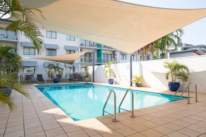 1 Bedroom CBD Apartment - Darwin City - Lakás