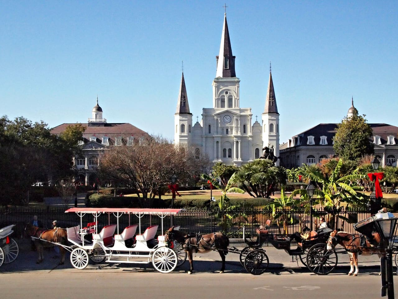 This home is accessible for walking to the French Quarters for all the attractions such as Jackson Square. Bourbon St. also turns into my street after crossing Esplanade Ave. Staying at this home will put you in the heart of everything!