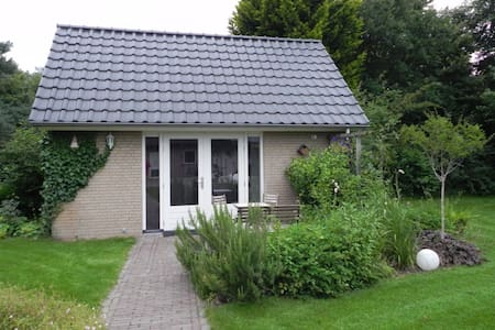 Vrijstaand self-catering Guesthouse, 2 (-4) pers