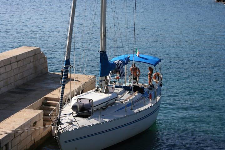 Croazia in barca a vela 7 isole in 7 giorni.