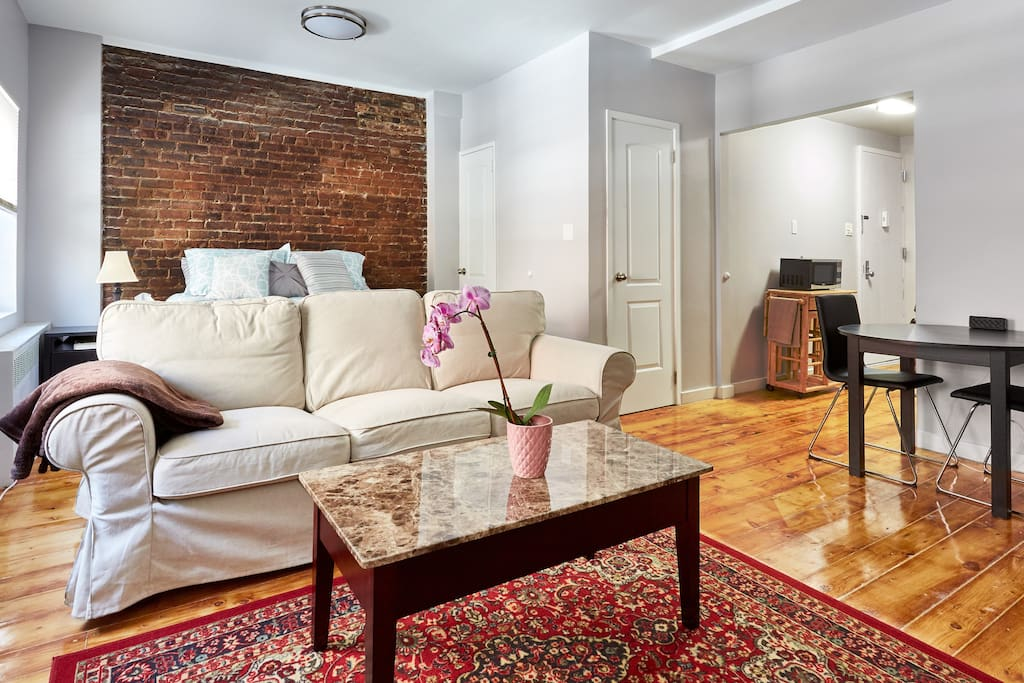 Luxury Alcove Studio In Chelsea Apartments For Rent In