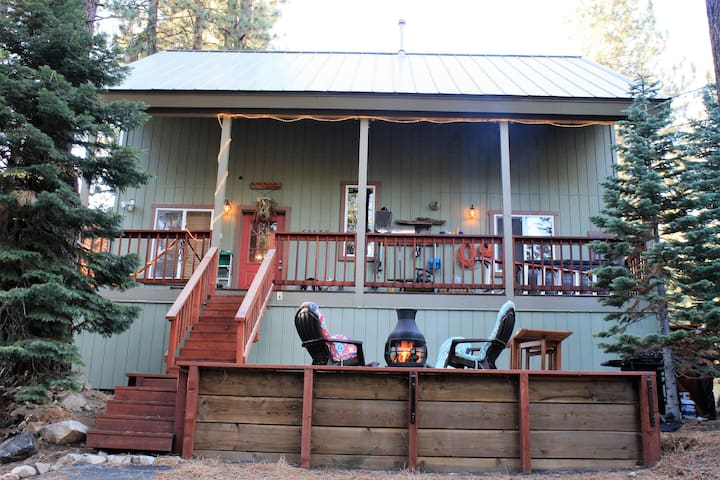 Remodeled Soda Springs Home Nestled in the Pines