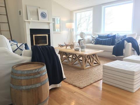 Island Retreat, luxury waterfront home