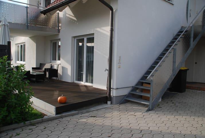 Pension Micha/Waidhofen: Einzelzimmer 25€/Person