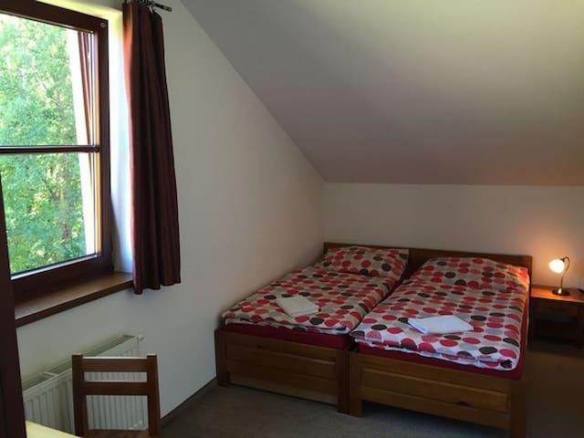Bedroom 2... first floor