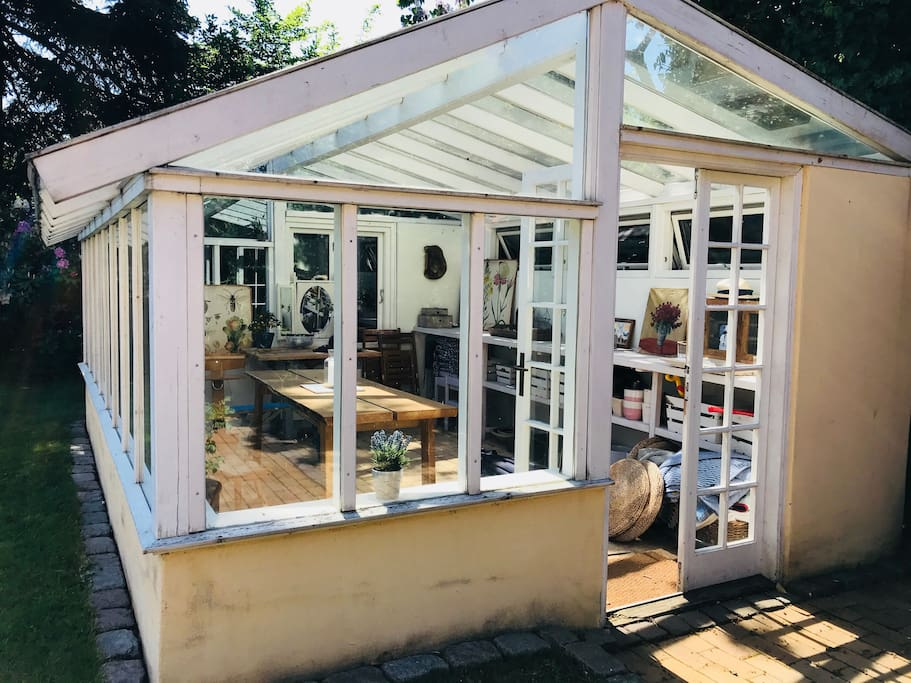 Orangery/Outdoor Green House