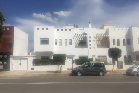Chambres d'hôtes à la plage - Saidia