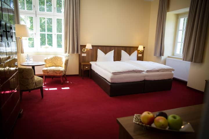 Dreibettzimmer Komfort in der Villa Ingeborg