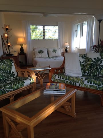 Kailua Beachfront Home