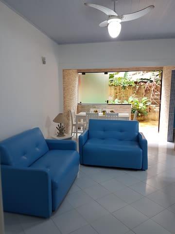 Apartamento Ubatuba , Praia Enseada