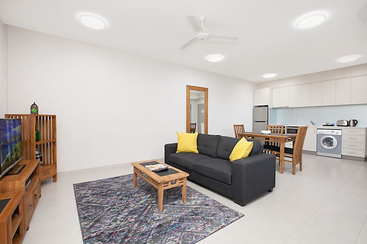 Long stay Apartment, Wifi, Foxtel