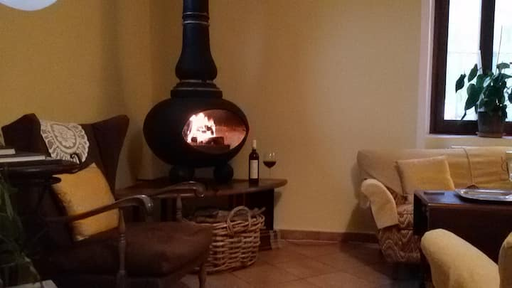 LocandaDG-vacanza in Borgo Antico Genazzano (RM)