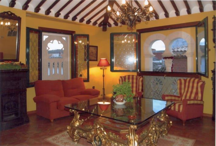 Casa Rural  en el  centro Urbano - Santa Cruz de la Zarza - House