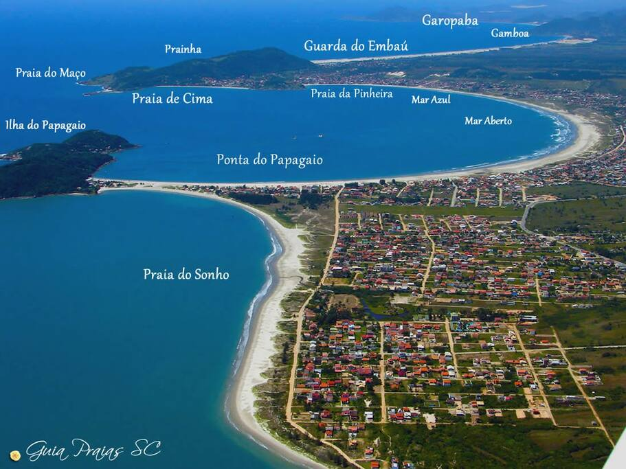 Localizada Mar Azul