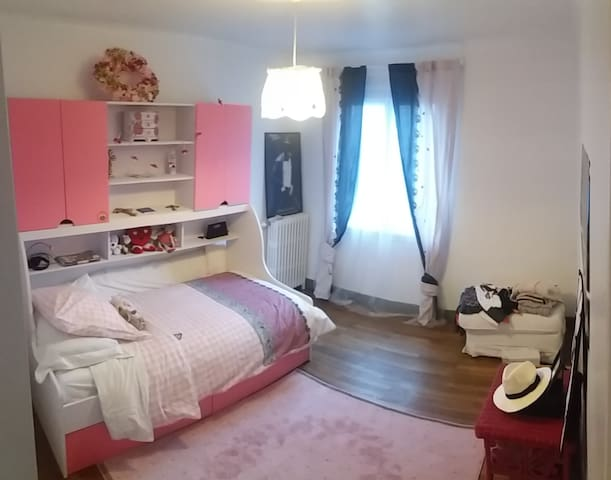 La femme d'affaire ou l'étudiante - Nantes - Bed & Breakfast