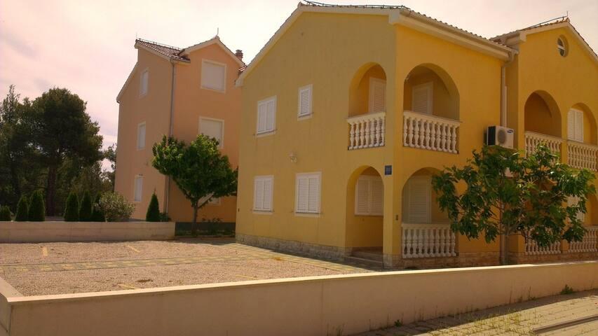 """Apartment Dalibor APP 2+2 """"P"""""""