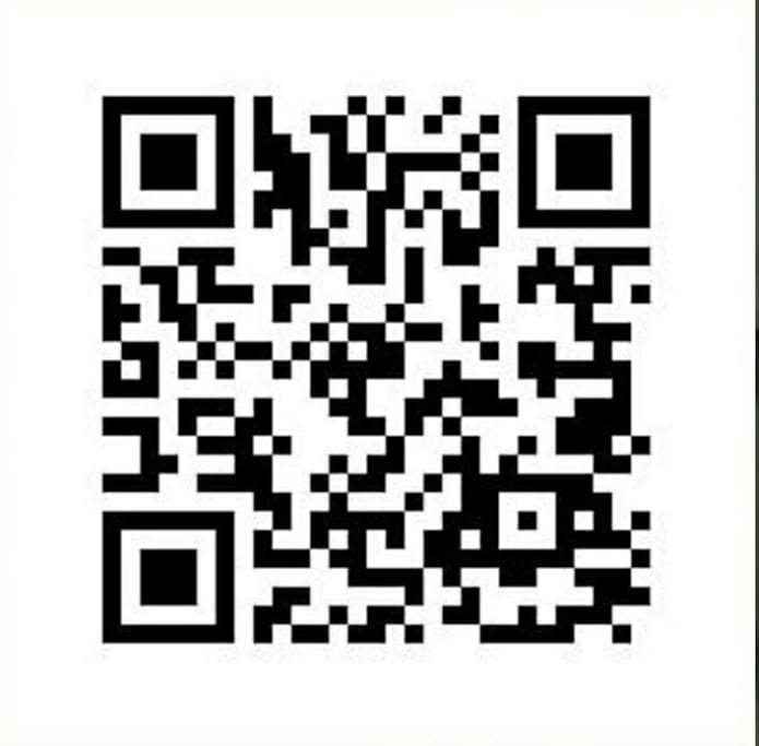 Scan for more info.