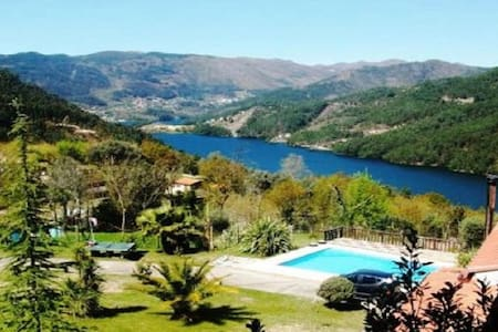 Villa with pool and wonderful views - Vieira do Minho - Dom