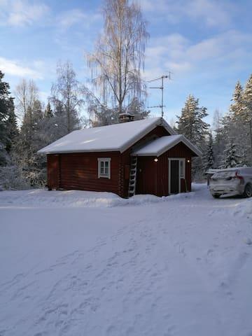 Stuga Sälen - Trysilområdet. Rörbäcksnäs.