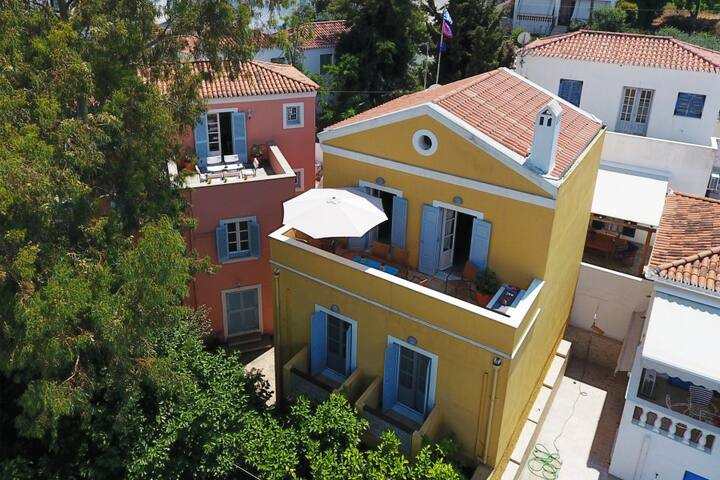 Sea view House in Spetses
