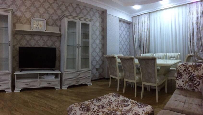 Best location in Baku