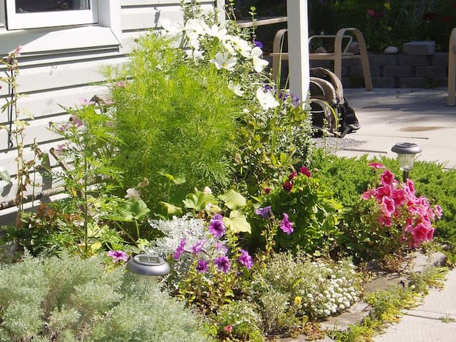 Gardens to be enjoyed