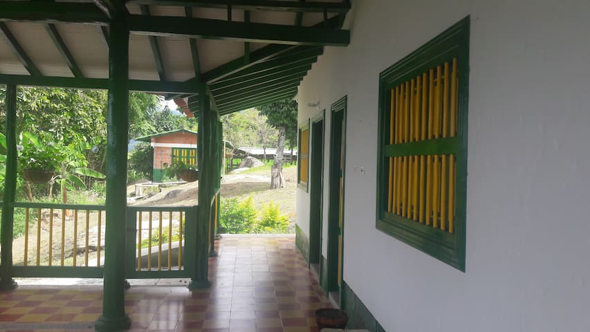 Finca Gualanday - Támesis - House
