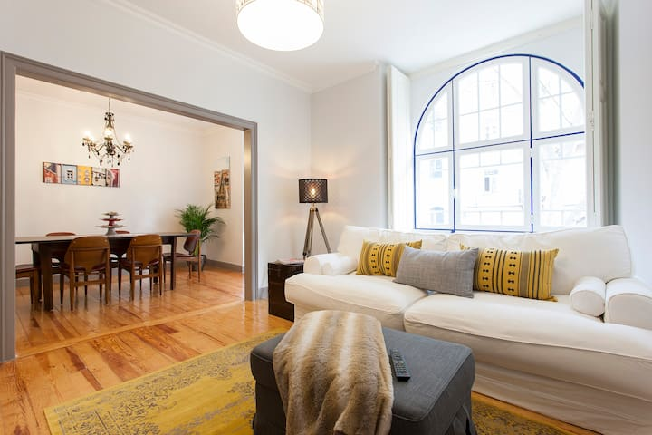 A special house in a great location - Lisboa - Huoneisto