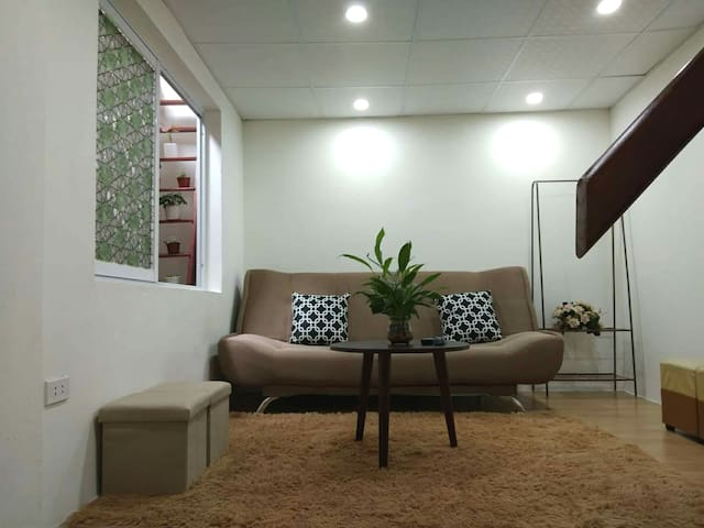 10%OFFCozy one-bed-loft studio @HanoiBui'sHomestay