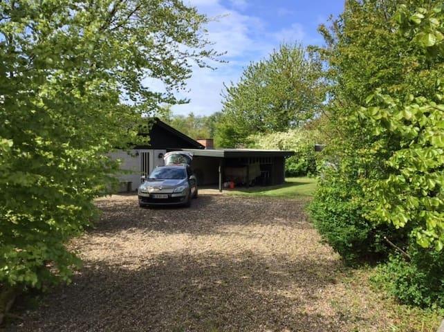 Sommerhus Ved Spøttrup