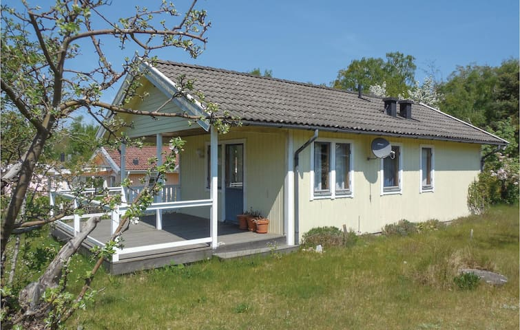 Holiday cottage with 2 bedrooms on 40m² in Simrishamn