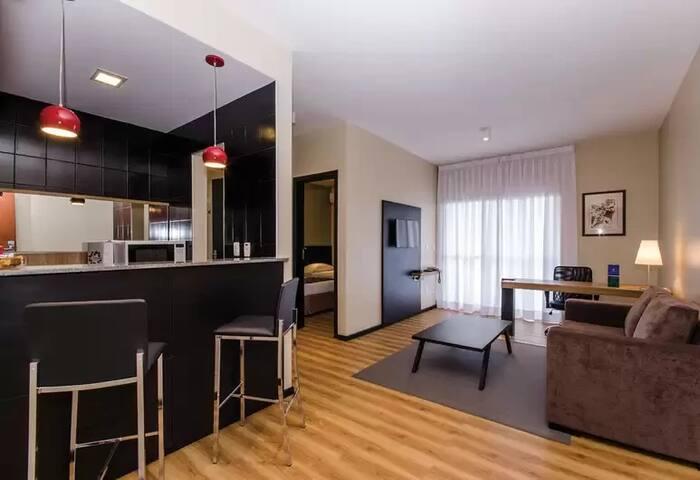 Apartamento na melhor localizacão da cidade