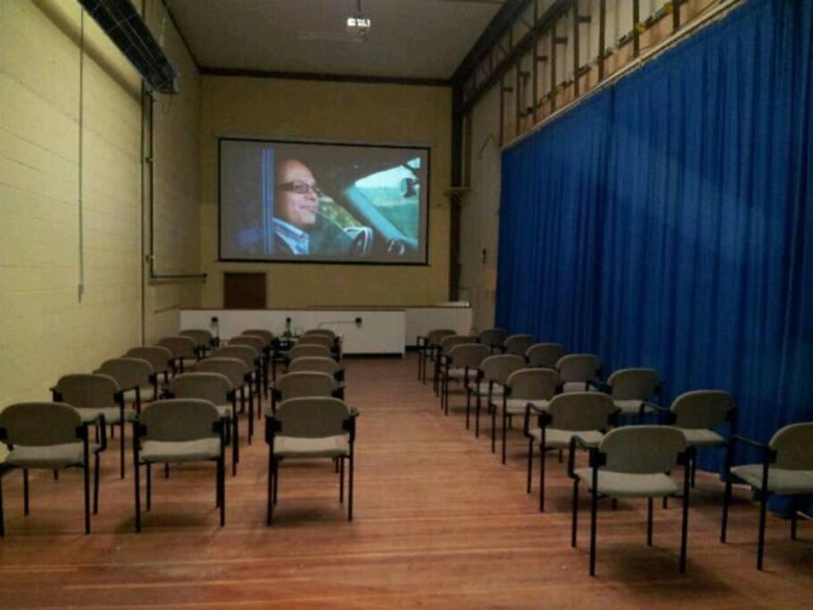 Theater Multimedia Room