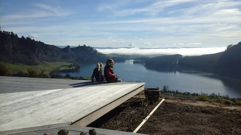 Peace and tranquility at Ribbonwood BnB Whakamaru