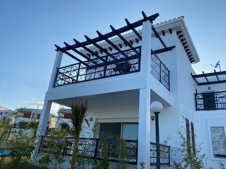Villa de lujo en Fnideq