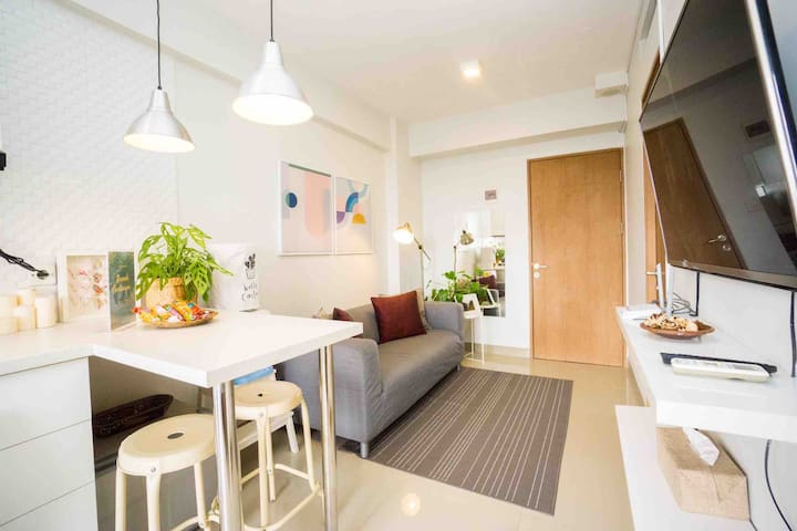 Geutanyoe Apartment - Bintaro Park View