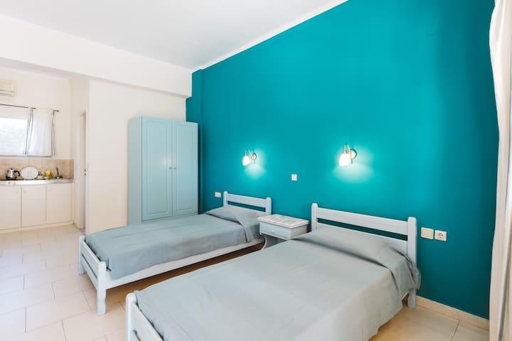 Zante Panorama Seaescape Home Fresh Master Suite
