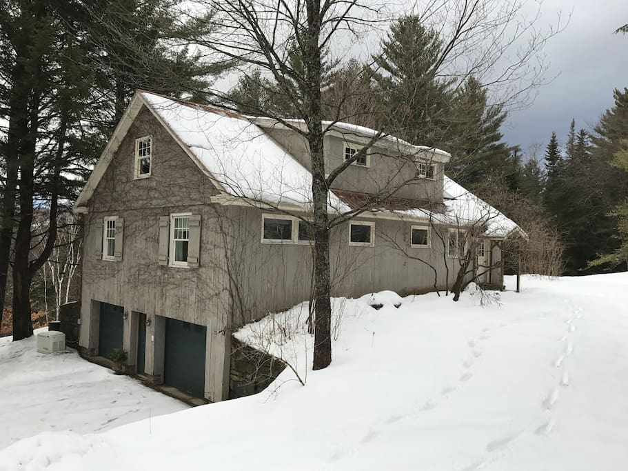 Ski Country Home Houses For Rent In Weston Vermont