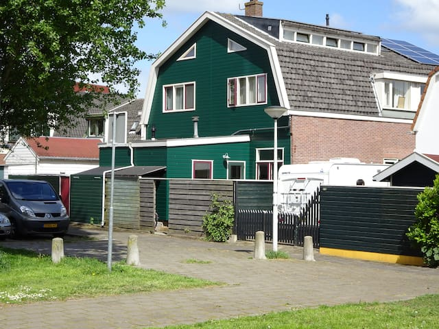 Near Amsterdam and beach! - Krommenie - House