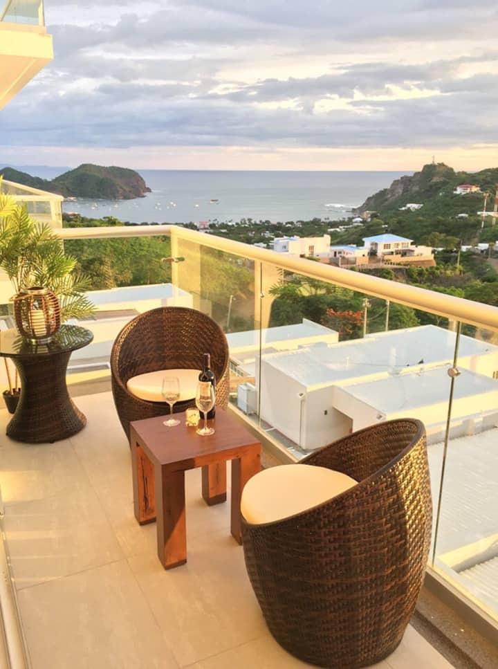 Vistas de San Juan del Sur