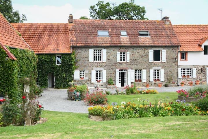 La Rosière grande maison familiale  - Manche