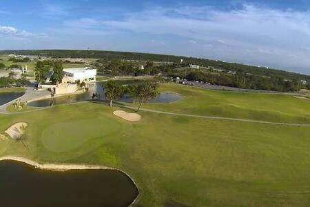 Casa en club de golf