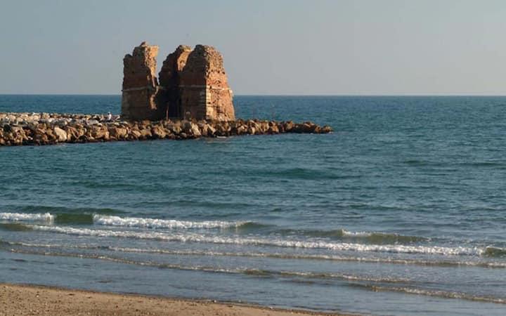 Ladispoli (e Roma San Pietro): mare e cultura !