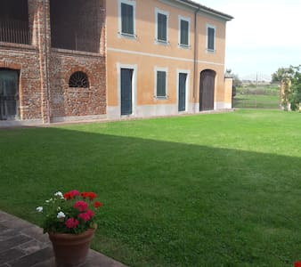 MT Country House - San Salvatore Monferrato - Huis